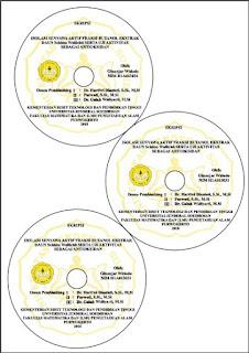 Desain Label CD cdr