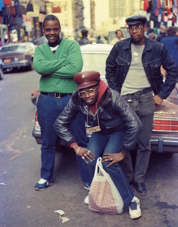 Street Photography Of 1980s New York By Jamel Shabazz