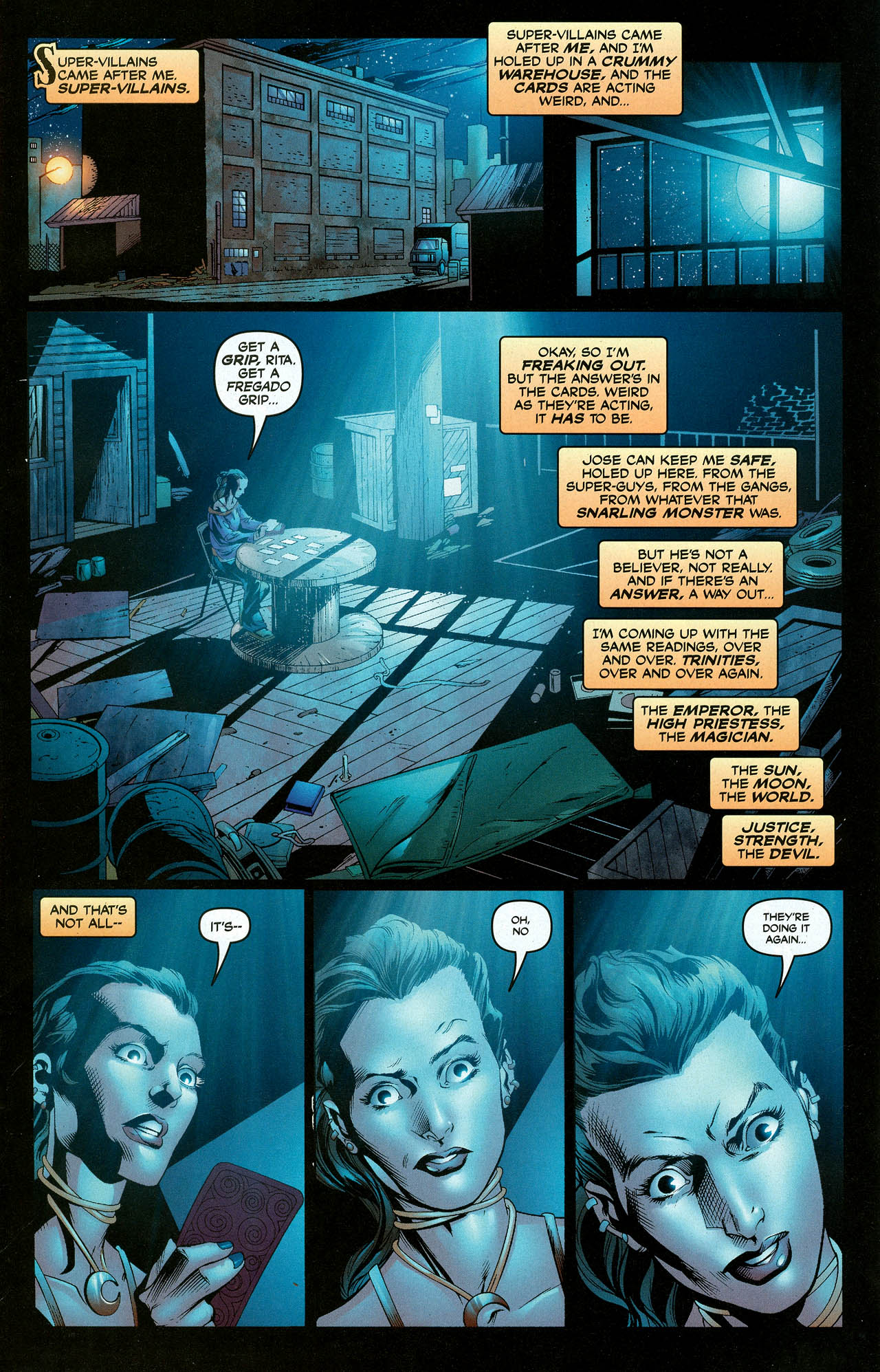 Read online Trinity (2008) comic -  Issue #6 - 3
