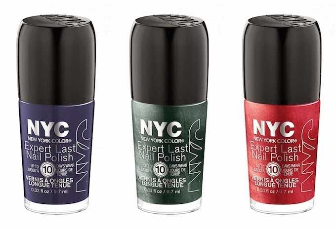 "NYC Expert Last Nail Color in ""Red me the news"": A quick review"