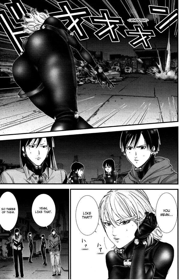 Gantz:G - Chapter 10