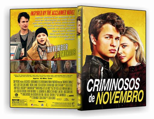 DVD-R Criminosos De Novembro 2018 – OFICIAL