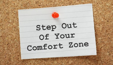 Comfort zone meaning in Hindi