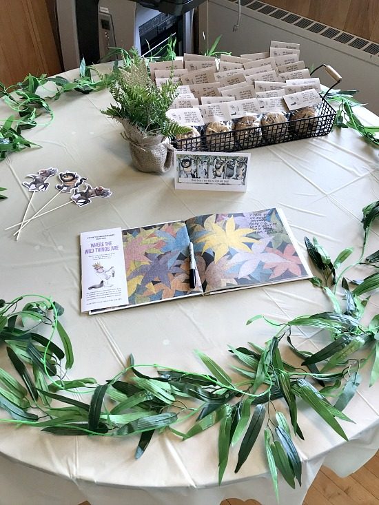 Captivating Where The Wild Things Are Baby Shower