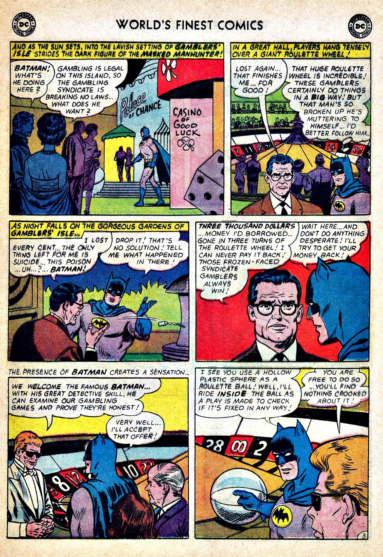 Read online World's Finest Comics comic -  Issue #150 - 5