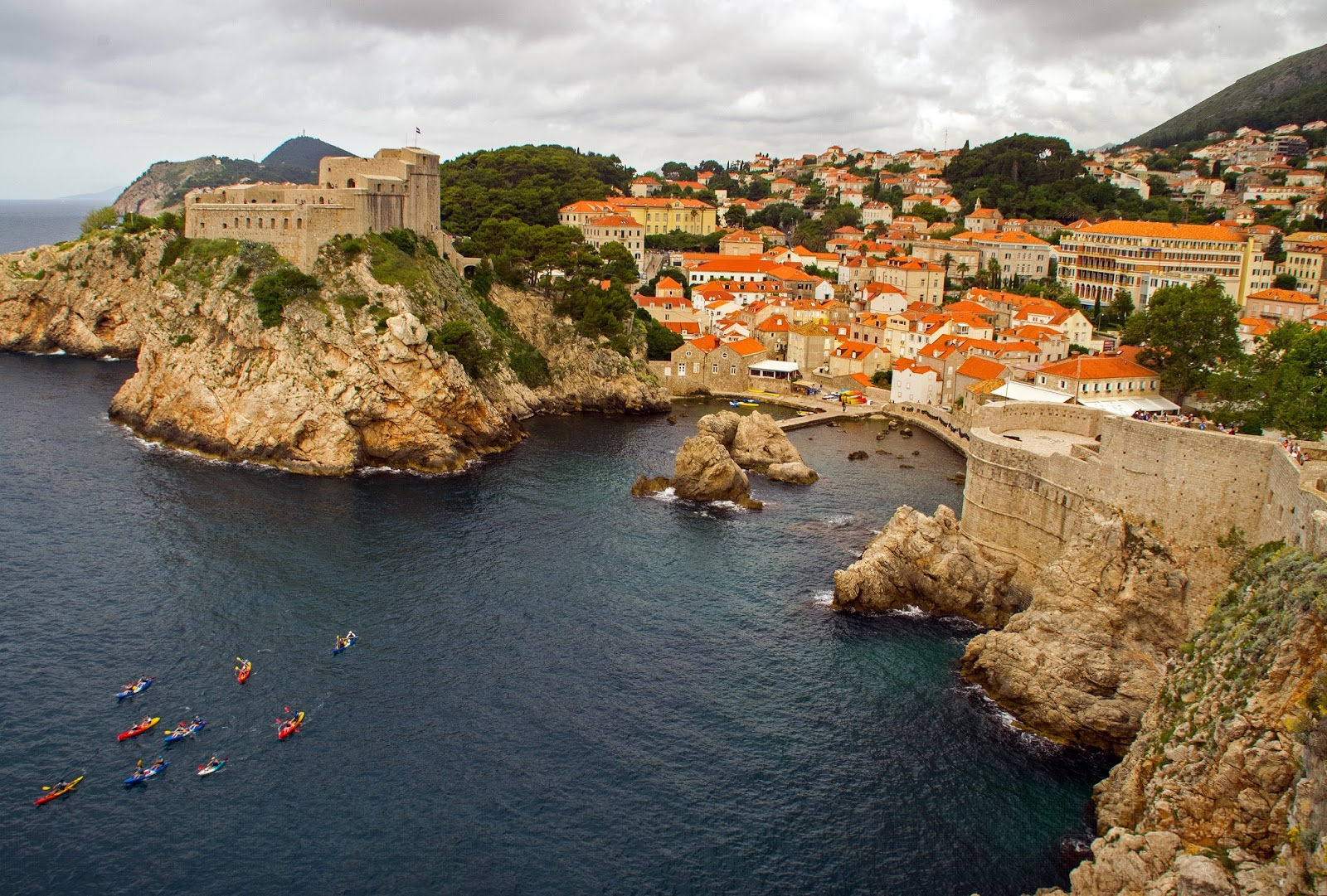 Our Dubrovnik Photo Diary