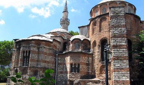 Magic City ISTANBUL : Chora Museum