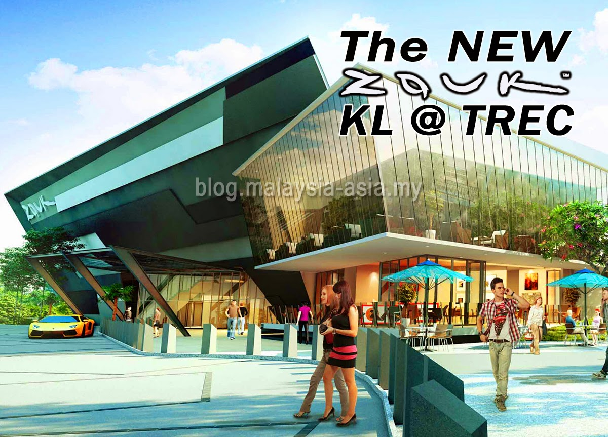 New Zouk KL at TREC
