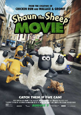 Shaun The Sheep Movie 2015 BluRay 280MB Hindi Dual Audio 480p Watch Online Full Movie Download bolly4u
