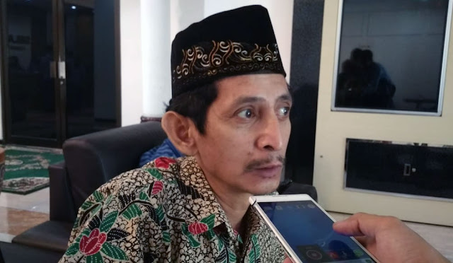 Ketua Baznas Lumajang, H. Atok Sanuni