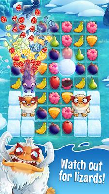 Fruit Nibblers Apk Mod Gold v1.22.2 Terbaru