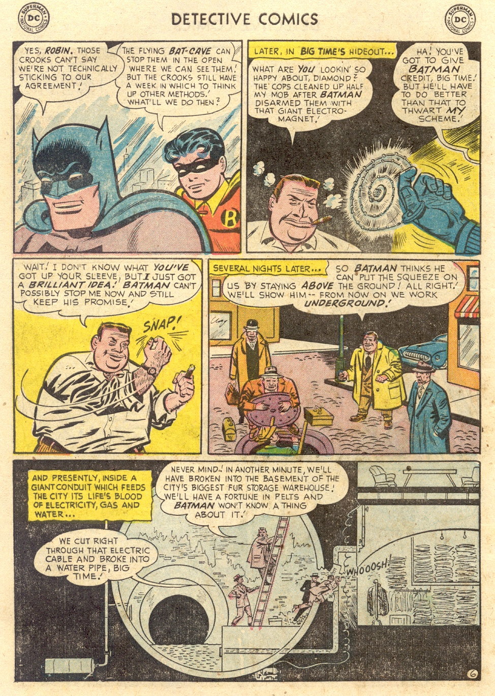Read online Detective Comics (1937) comic -  Issue #186 - 8