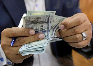 تعرف علي يعر الدولار اليوم الأثنين الموافق 14-5-2018