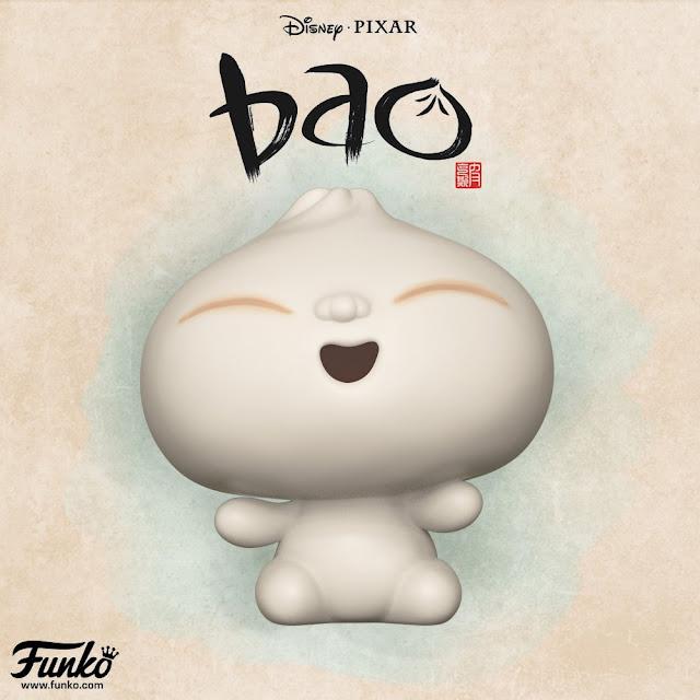 Pixar Bao Funko Vinyl Figure