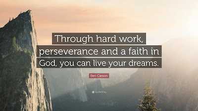 God Quotes About Hard Work