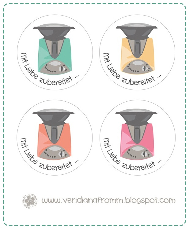 veridiana fromm freebie friday thermomix etiketten. Black Bedroom Furniture Sets. Home Design Ideas