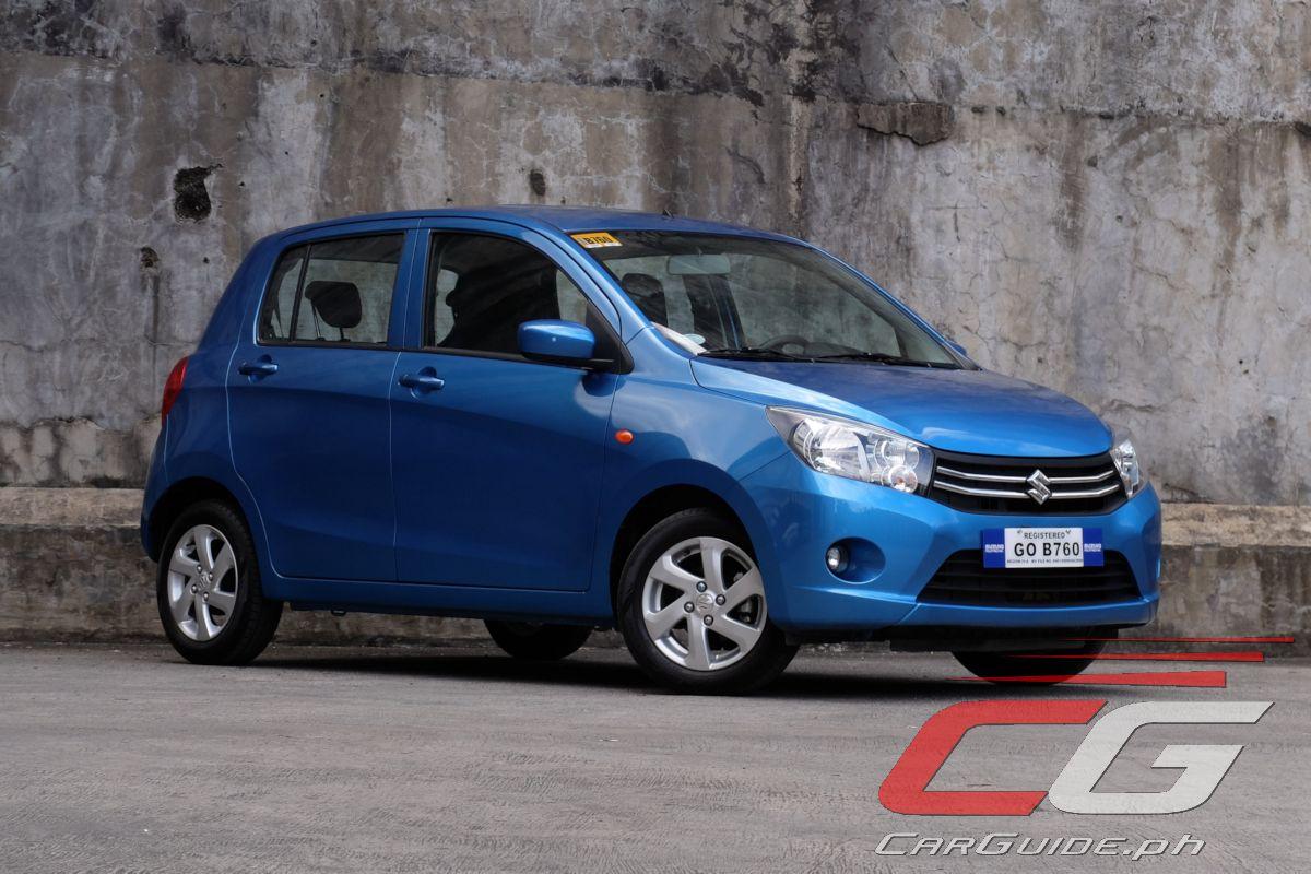 Review 2018 Suzuki Celerio CVT