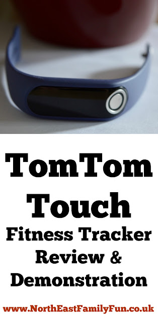 TomTom Touch Review | A Fitness Tracker that measures body fat composition, heart rate, steps, sleep & more