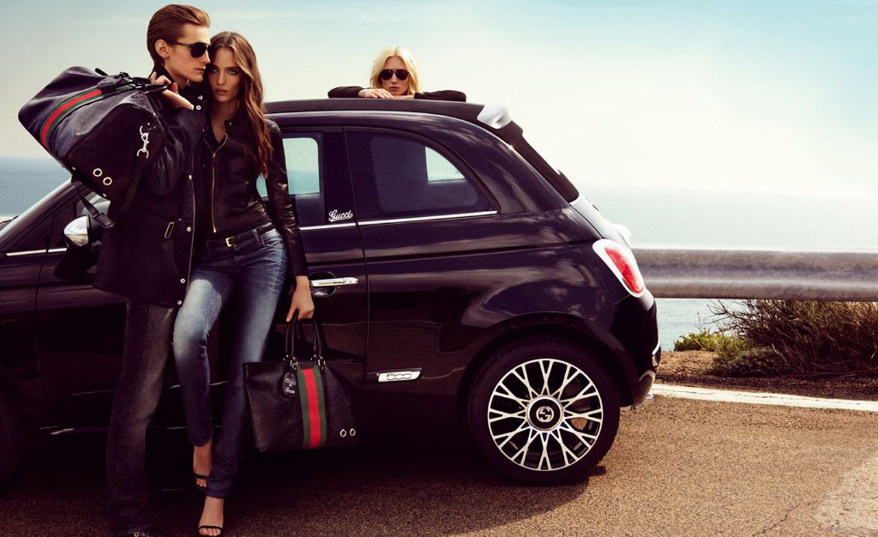 Fiat 500 Gucci >> Fiat 500 by Gucci | The Car Club