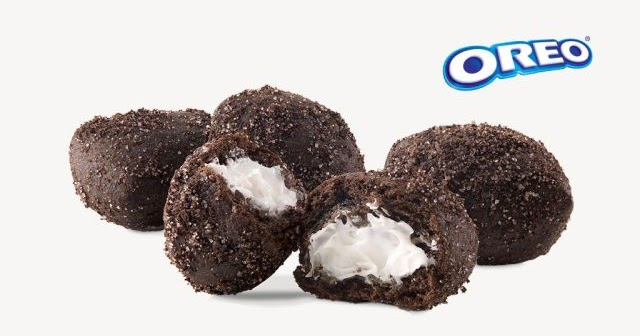 Arby S Introduces New Oreo Bites Brand Eating