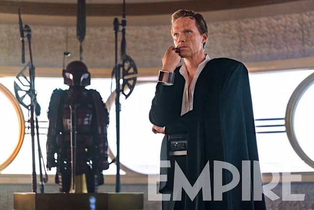 Paul Bettany as Dryden Vos in Solo A Star Wars Story