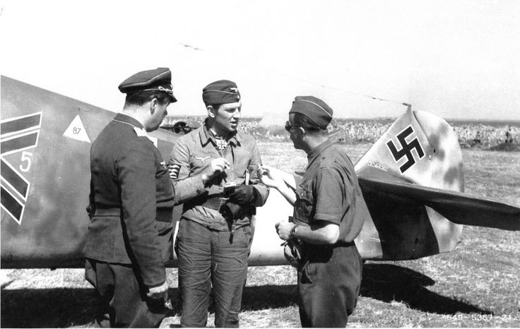 World War II Luftwaffe aces worldwartwo.filminspector.com