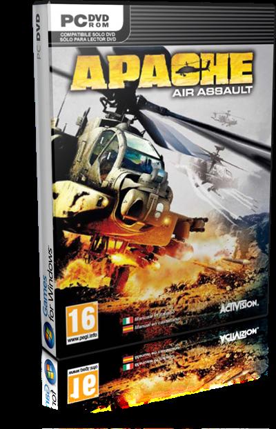 Apache Air Assault PC Full Español Descargar 2010