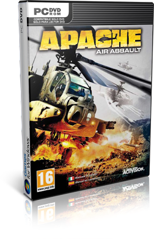 Apache Air Assault (2010) PC Full Español Descargar