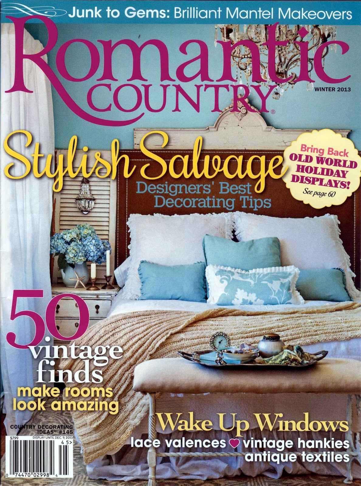 Second Chances by Susan: Romantic Country Magazine