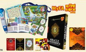 Al-Quran Syaamil Miracle Family
