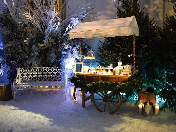Pandora Christmas Market