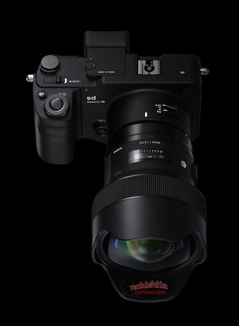 Sigma 14mm f/1.8 DG HSM с камерой SG Quattro H