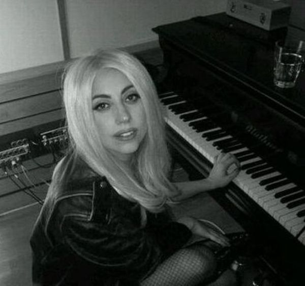 Lady Gaga Before She Was Famous Damn Cool Pictures