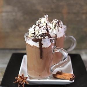 Горячий шоколад -  коллекция рецептов