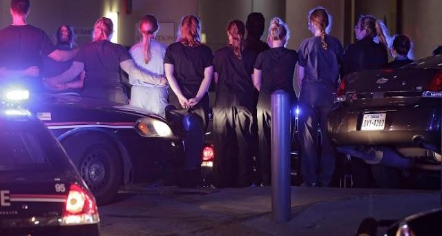 Identifican sospechoso de la matanza de cinco policías en Dallas