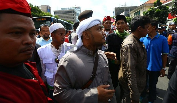 Habib Rizieq Difitnah, FPI Akan Laporkan Balik PMKRI