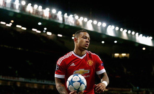 Memphis Depay set to leave Manchester United