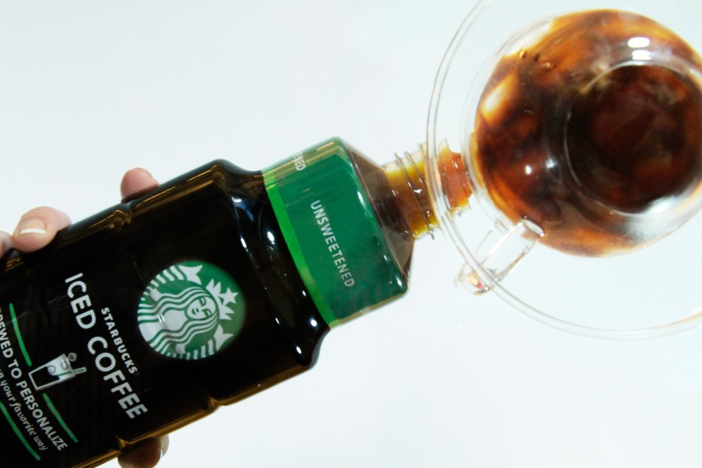 News Starbucks New Iced Coffee Brewed To Personalize At Home