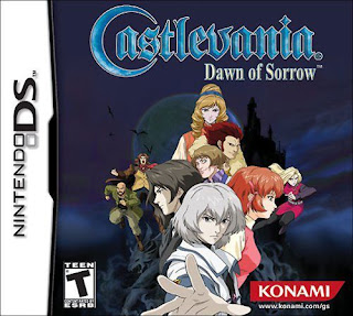 Castlevania Dawn of Sorrow, NDS, Español, Mega, Mediafire