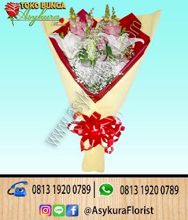 Rangkaian Bunga hand Bouquet