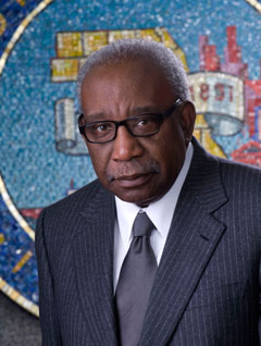 Jerry Butler Honored For 25 Years Of Public Service Vvn