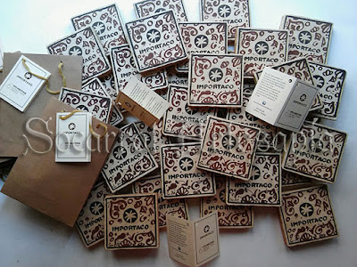 Estos socarrats de la empresa IMPORTACO fueron entregados en un Evento internacional, Socarrat Artesanía