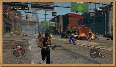 Saints Row The Third Games for windows