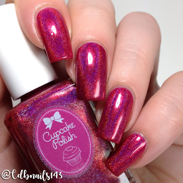 Cupcake Polish-Crazy Mod Love