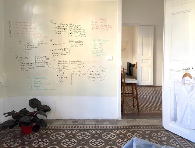 Inside Henri Miller's Beirut Headquarters