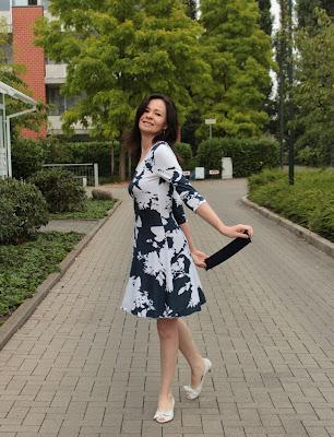 sewing galaxy: Lady Skater Dress - Das ultimative Jersey-Kleid!
