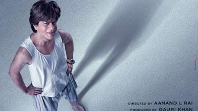शाहरुख की फिल्म 'जीरो'का ट्रेलर सिर्फ 65 सेकंड का ईद के मोके पर रिलीज़ होगा