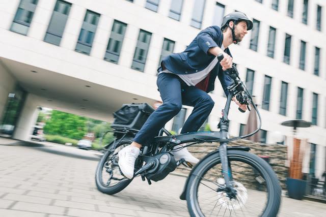 Vektron: Chiếc xe đạp trợ lực đầu tiên của Tern