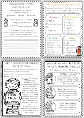 Pumpkin themed informational writing for first and second graders also rh cleverclassroomblog