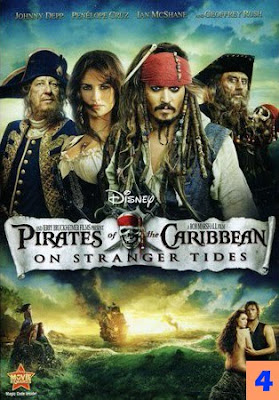 Pirates of the Caribbean On Stranger Tides 2011 Dual Audio 720p BluRay 1GB